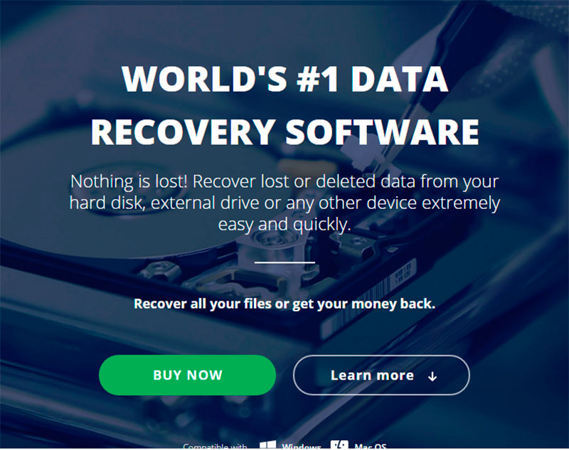 Granular recovery data protection